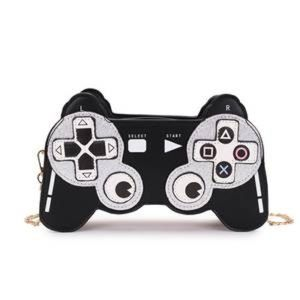 Handbags - Game-On Remote Controller Crossbody Mini Mess. Bag